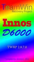 TWRP root Innos D6000